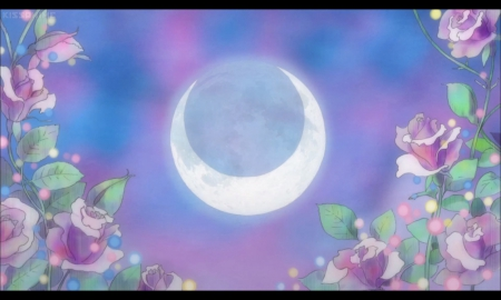 Moon Crescent Sailor Moon Amp Anime Background Wallpapers