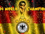 Germany - World Champions of 2014