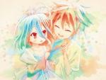 ~Shiro & Sora~