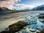 gorgeous river in new zealand