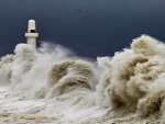 LIGHTHOUSE and MASSIVE WAVES