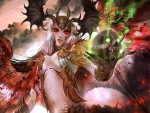 Queen of all evil!