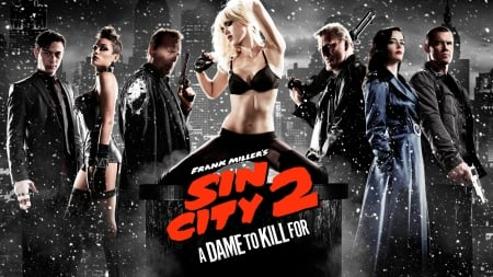 Sin City - sin city 2, cool, alba, hot, jessica alba
