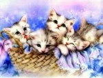 ..Angels in the Basket..