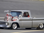 Blown Chevy Truck