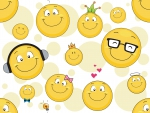 Smilies background