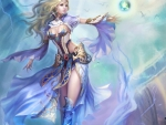 Beautiful Fantasy Girl