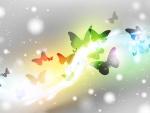Streaming Butterflies