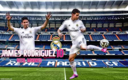 JAMES RODRIGUEZ REAL MADRID WALLPAPER - cr7, la decima, Champions League Wallpapers, Rodriguez, falcao, cristiano ronaldo wallpaper, James wallpaper, ronaldo, James Rodriguez wallpaper, sergio ramos, madrid, Real Madrid  Wallpapers, Real Madrid, James 10, cristiano ronaldo, hala madrid, sergio ramos wallpaper, adidas