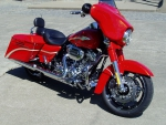 2010 Harley Davidson Bagger