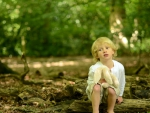Child and nature