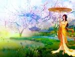 Lovely Geisha