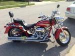 1998 Custom Harley Fatboy