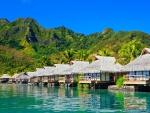 Moorea Island, French Polynesia