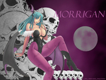 morrigan skull