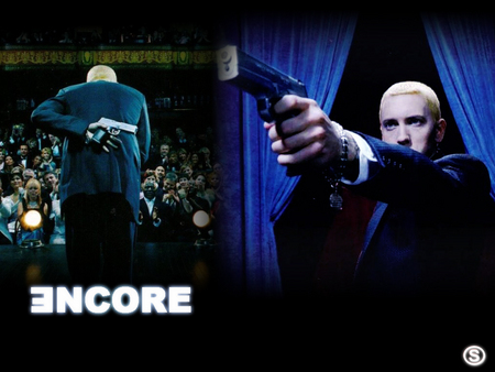 eminem encore - Music & Entertainment Background Wallpapers