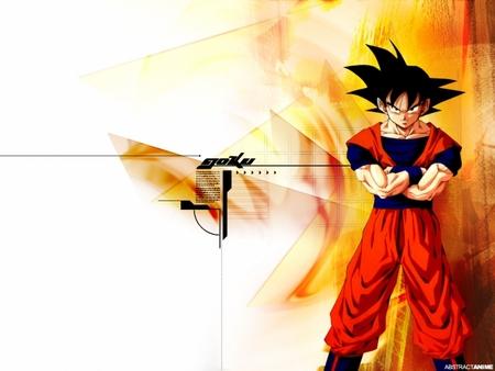 Goku Normal - dbzgoku, goku