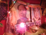 Mao Zedong with the10e Panchen Lama in Tibet