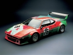 BMW M1 1979 Art Car by Andy Warhol