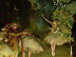 Degas  Ballet Class 1875