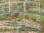 Monet  Nympheas, Japanese Bridge