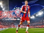 ROBERT LEWANDOWSKI BAYERN MUNCHEN WALLPAPER