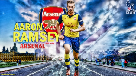 AARON RAMSEY ARSENAL WALLPAPER - london wallpaper, puma, David Beckham, Arsenal Wallpapers, Aaron Ramsey Wallpapers, gareth bale, nike, wallpaper, football, Beckham, Ramsey, arsenal, the gunners, Mesut Ozil, alexis sanchez, abstract, Aaron Ramsey wallpapers, Barclays Premier League, London Wallpapers, Aaron Ramsey, adidas, champions league, london, ozil