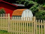 Serene Summer Barn
