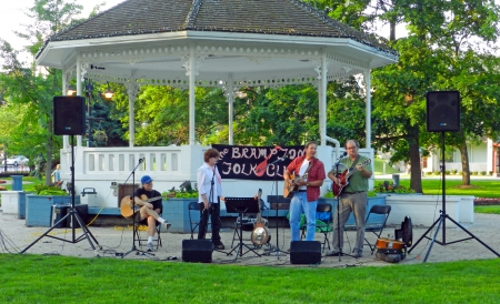 Tuesday night concert in Gage Park-Brampton Ontario Canada - Ontario, Brampton, Canada, Nikon, Gage Park