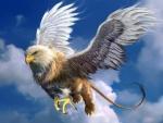 Gryphon in Flight