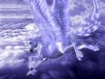 Pegasus by Moonlight
