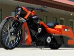 2013 Harley Davidson Road King Custom