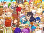 Fairy Tail Summer Fun!