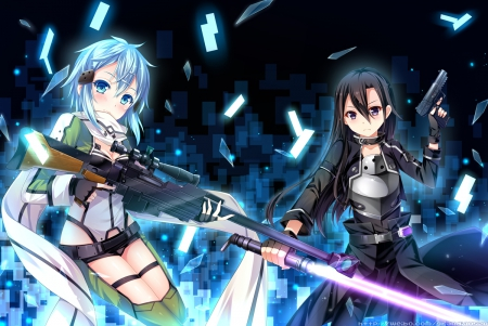 Gun Gale Online Other Anime Background Wallpapers On Desktop