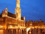 Brussels, Belgium in Europe