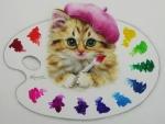 ..Kitten Artist..