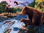 American Wildlife