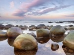 Beautiful Bowling Ball Beach
