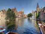 Amazing vista in Bruges