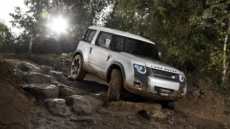 DISCOVERY LAND ROVER - wallpapers up, prime portal, sema show, socal customs