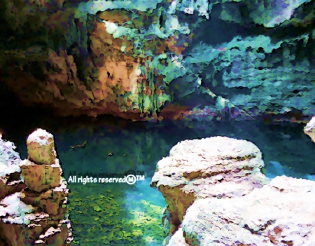 Into The Depths - waters, rocks, elegance, moments, life, beauty, nature, admiration