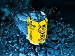 Yellow Coca Cola