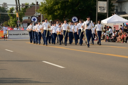 Us Army Marching Band Music Entertainment Background