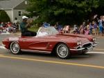 Charley Taylor Corvette