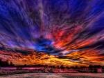 the ultimate sunsetscape hsr