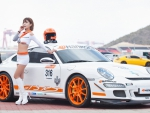 Hankook Sponsored Porsche
