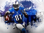 Calvin Johnson aka Megatron