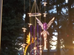 windchime in the morning