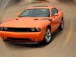 Dynamic Dodge Challenger