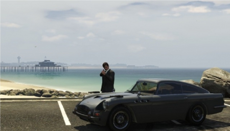 James Bond GTA - bond, james, auto, grand, 007, theft